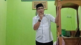 Tersentuh, Jamaah Mesjid Al-Maidah Apresiasi Ceramah Wawali