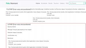 Website Marathon Palu Nomoni Ternyata Sangat Rentan Untuk Diretas Oleh Hacker