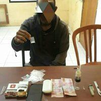 Polisi Berhasil Ungkap Peredaran Kasus Narkoba di Kompleks Lapas Ampana