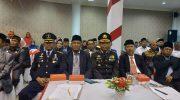 Kepala BNNK Touna Hadiri Pelantikan Anggota DPRD Touna Periode 2019-2024