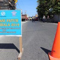 Polres Touna Tilang 147 Pengendara di Hari Kelima Operasi Patuh Tinombala 2019