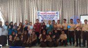 Ciptakan Generasi Sehat dan Bersinar, BNNK Touna Ajak Pelajar Jauhi Narkoba