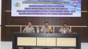 Buka Latpraops Bina Kusuma, Kapolres Minta Kedepankan Tindakan Preemtif dan Preventif Guna Ciptakan Suasana Yang Kondusif di Touna