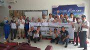 Wujudkan Lingkungan Swasta Bebas Penyalahgunaan Narkoba, BNNK Touna Tes Urine Karyawan PT. Hadji Kalla Luwuk