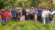Bantu Ternak Itik, SDS Bantu Ekonomi Masyarakat Padang Tumbou